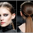 Work hairstyles for long hair