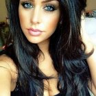 Black hairstyles for long hair 2020