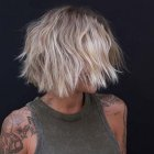 Cute short curly hairstyles 2020