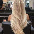 Hairstyle for 2020 for long hair