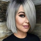 Hairstyle for short hair 2020
