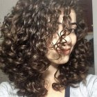Latest curly hairstyles 2020