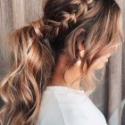 Prom hairstyles for long hair 2020