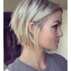 Short hairstyle for 2020