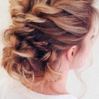 Updo hairstyles for prom 2020