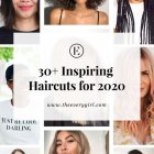 What hairstyles are in for 2020