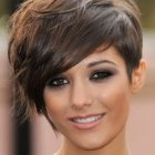 Best short haircuts for thick hair