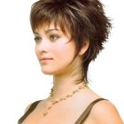 Hairstyles for short
