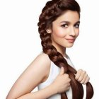 Latest hairstyle for girls