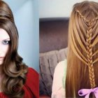 Latest hairstyle for long hair