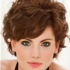 Pictures of short curly hairstyles