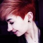 Really short haircuts for girls