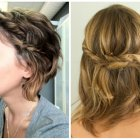 Simple hairstyle ideas