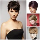 2017 short hairstyles trends