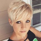 2017 short hairstyles with bangs