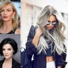 Hair color of 2017