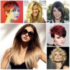 Hottest hairstyles of 2017