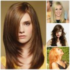 Long hairstyles with layers 2017