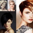 New hairstyles for short hair 2017