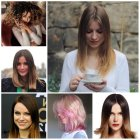 Ombre hairstyles 2017