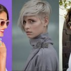 Short hairstyles trends 2017