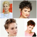 Short pixie cuts for 2017