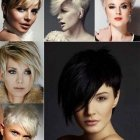 Trendy haircuts for 2017