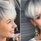 Very short hairstyles for women 2017