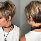 2018 new short hairstyles