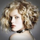 Curly hairstyles for 2018