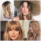 Hair color and styles for 2018