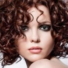 Latest curly hairstyles 2018