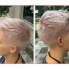 Very short hairstyles for women 2018