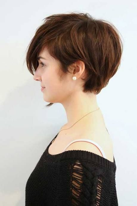 Latest short haircuts for 2021