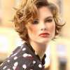 Short curly hairstyles 2021