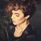 Best pixie cuts for curly hair