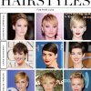 Different styles for pixie cuts