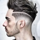 Hairstyles for men latest
