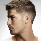 Mens hairstyle photos