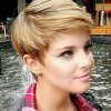 Perfect hairstyle for short hair