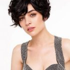 Short curly pixie cuts