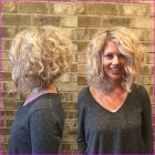 2019 short hairstyles for curly hair