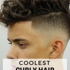 Best curly hairstyles 2019