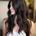Hairstyle for long hair 2019