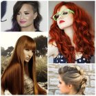 Hairstyles for fall 2019