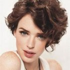 New hairstyles for curly hair 2019