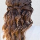 Prom hairstyles for medium hair 2019