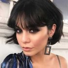 Short hairstyles trends 2019