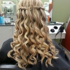 Hairstyles for homecoming