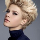 Hairstyles for short thin hair